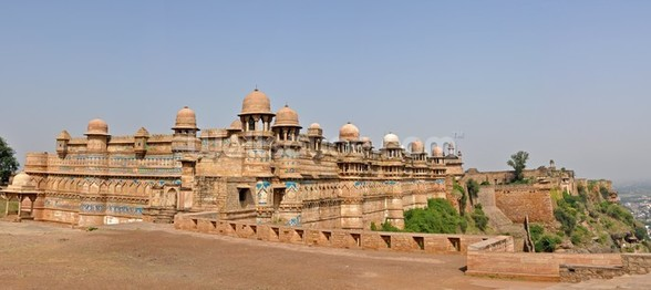 Gwalior Fort, India wallpaper mural