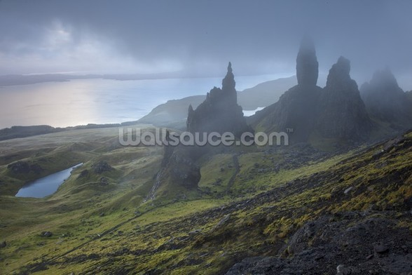 Old Man of Storr wall mural