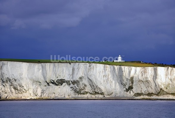 White Cliffs of Dover wall mural