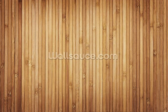 Wood Texture Narrow Planks wall mural