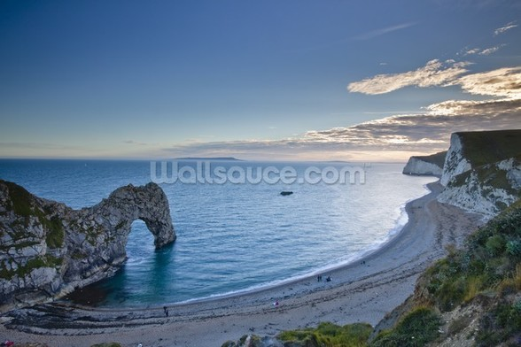Durdle Door mural wallpaper