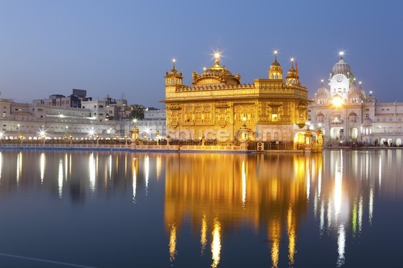 Golden Temple, Amritsar mural wallpaper