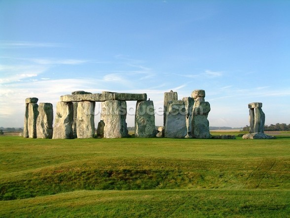Stonehenge mural wallpaper