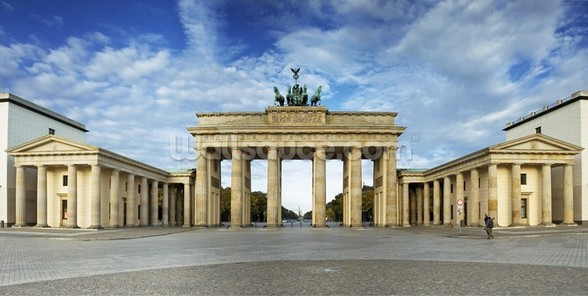 Brandenburger Gate wallpaper mural