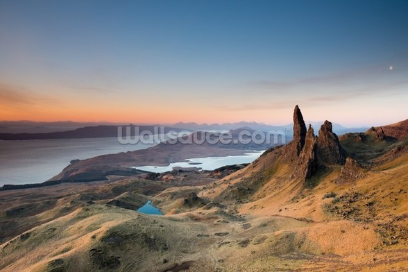 Old Man of Storr, Isle of Skye wall mural