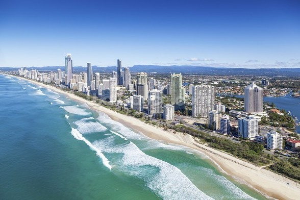 Gold Coast, Queensland wallpaper mural