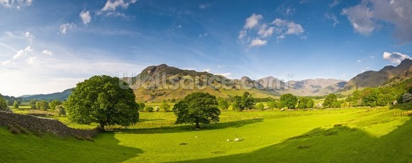 Cumbria wallpaper mural