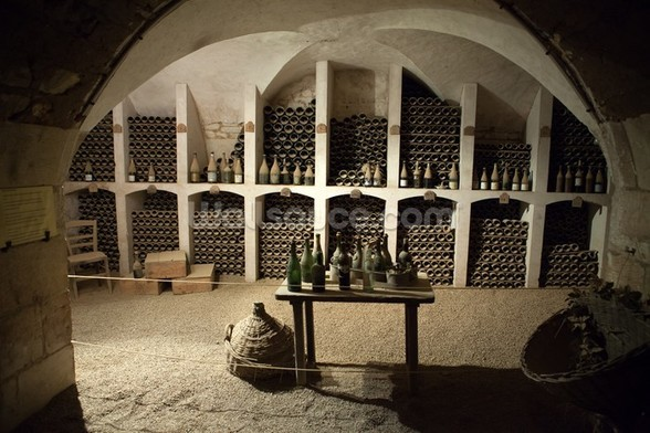 Grand Wine Cellar wall mural