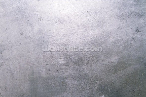 Brushed Metal Texture wallpaper mural