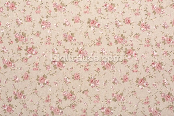 Tapestry Rose Floral wall mural