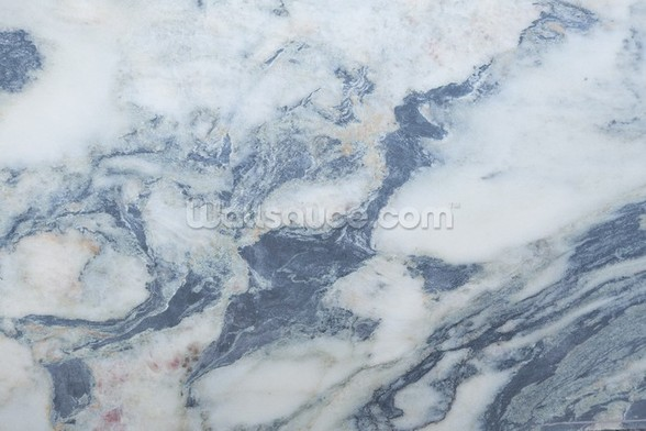 Blue Marble Effect wall mural