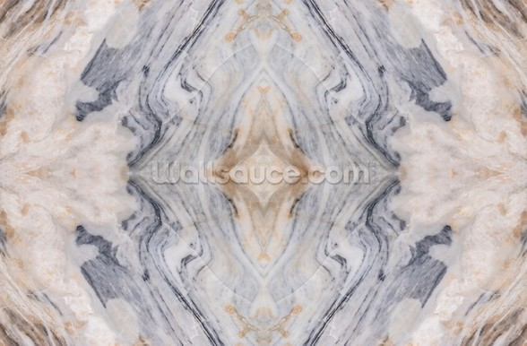 Patterned Marble wallpaper mural