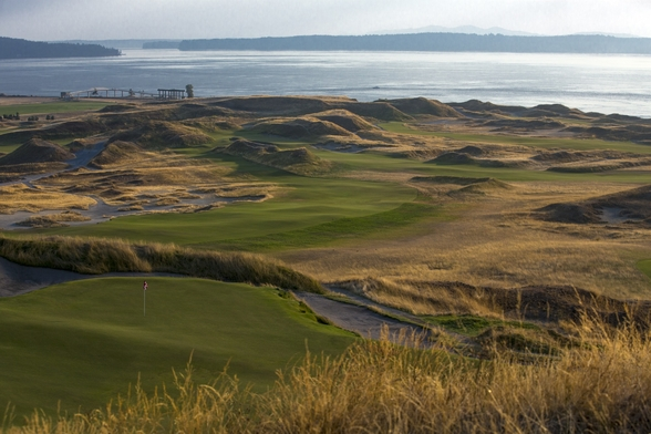 Chambers Bay, USA wall mural