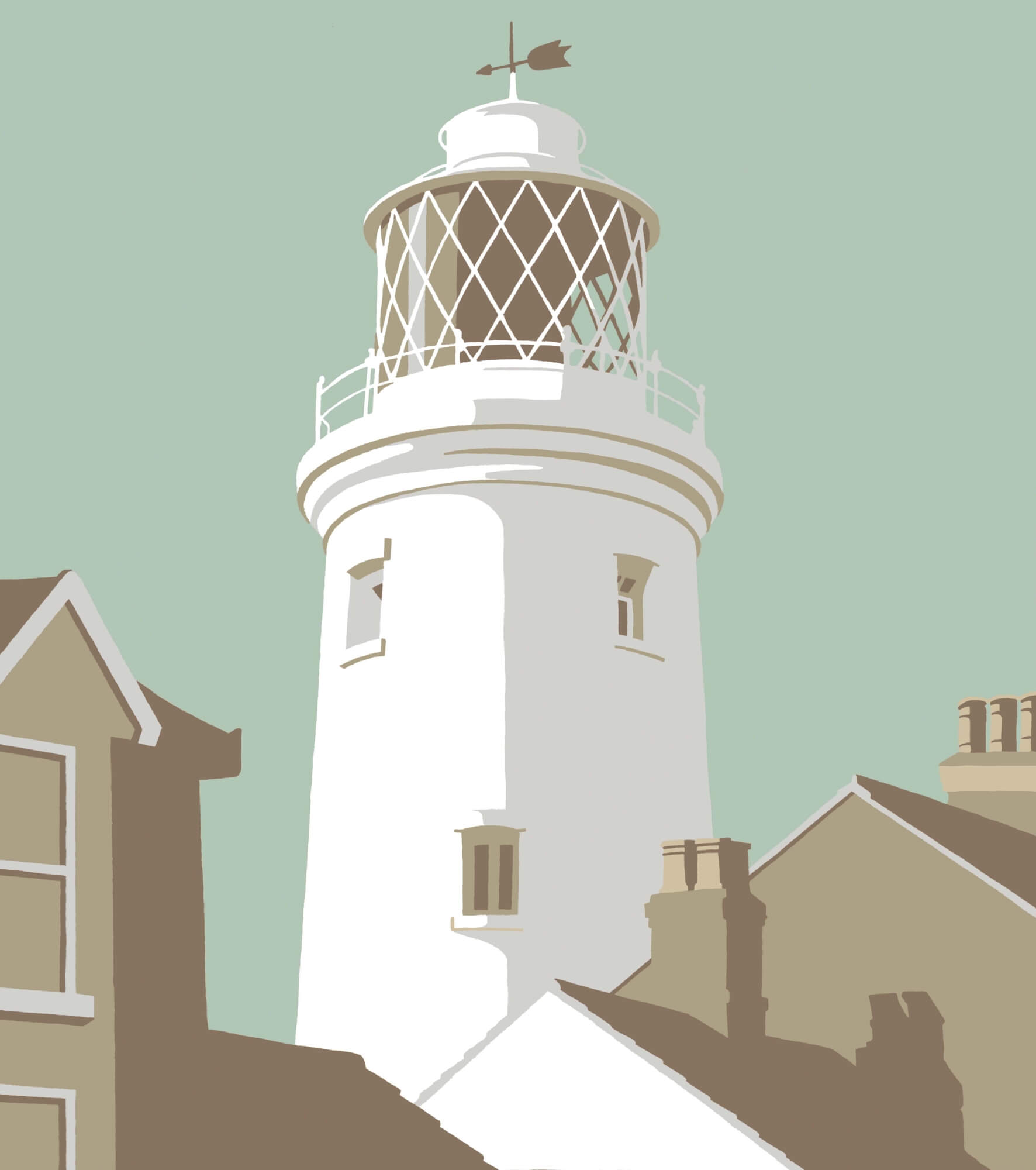 southwold lighthouse wall mural southwold lighthouse wallpaper save your design for later