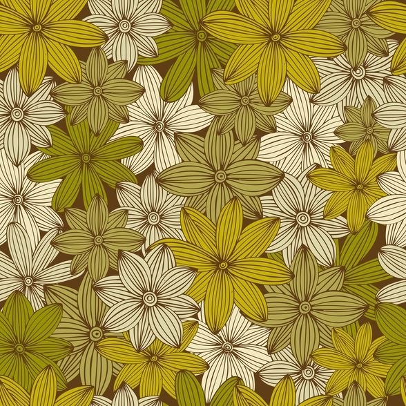 Camo Yellow mural wallpaper