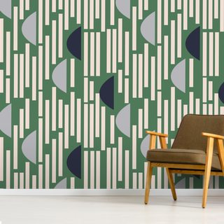 Green Eclipse Wallpaper Wall Murals