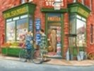 The Corner Shop wall mural thumbnail