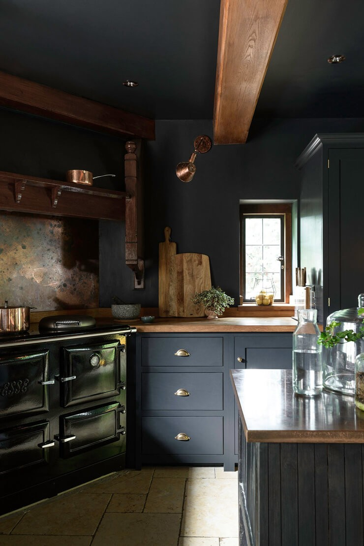 Why You Should Embrace the Dark Kitchen Trend   Wallsauce UK