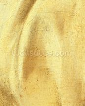 The Supper at Emmaus, 1601 (oil and tempera on canvas) (detail of 263504) wallpaper mural thumbnail