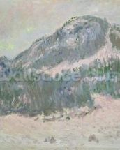 Mount Kolsaas, Norway, 1895 (oil on canvas) wall mural thumbnail