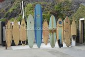 Malibu Surfboards wallpaper mural thumbnail