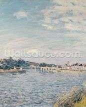 Landscape, 1888 (oil on canvas) wall mural thumbnail