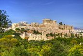 Acropolis mural wallpaper thumbnail