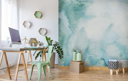 Watercolor Wallpaper Wall Murals Wallpaper