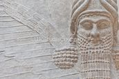 Mesopotamian Art mural wallpaper thumbnail