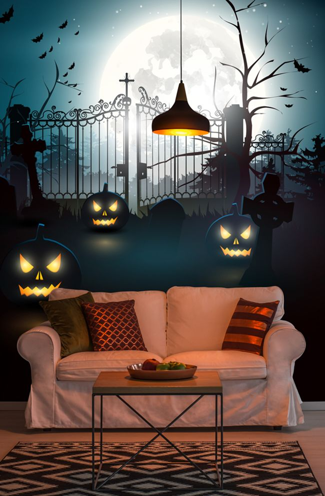 8 Halloween Wallpaper Ideas that will Scare You