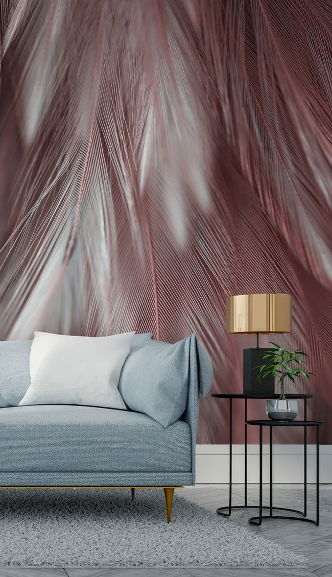 6 Pink and Grey Wallpapers You Need to See