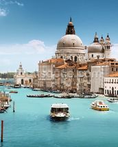 The Grand Canal, Venice wallpaper mural thumbnail