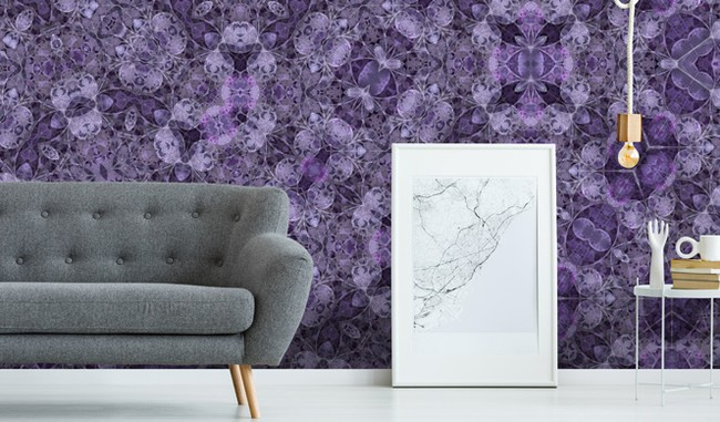 Alternative Damask Wallpaper Designs