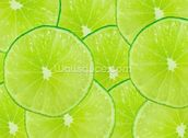 Lime wallpaper mural thumbnail