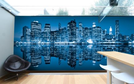 New York Wallpaper Manhattan Wall Murals