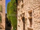 Provence Town House, France wall mural thumbnail