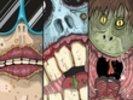 Creature Feature (2012) wall mural thumbnail