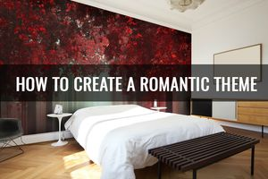 How to Create a Romantic Themed Room