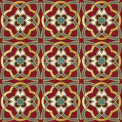 Arabic seamless pattern wallpaper mural thumbnail