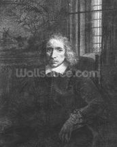 Thomas Jacobsz Haaring the Younger, 1656 (etching) (b/w photo) wallpaper mural thumbnail