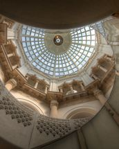 The Tate Britain Staircase wall mural thumbnail