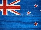 New Zealand Flag wall mural thumbnail