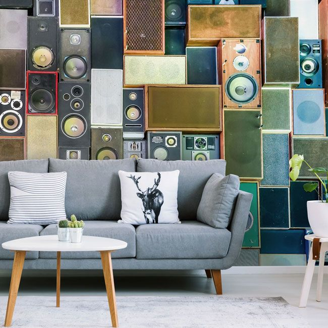 Bold Print Wallpaper Makes Its Mark As This Year's Biggest Trend
