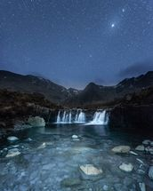 The Fairy Pools wall mural thumbnail