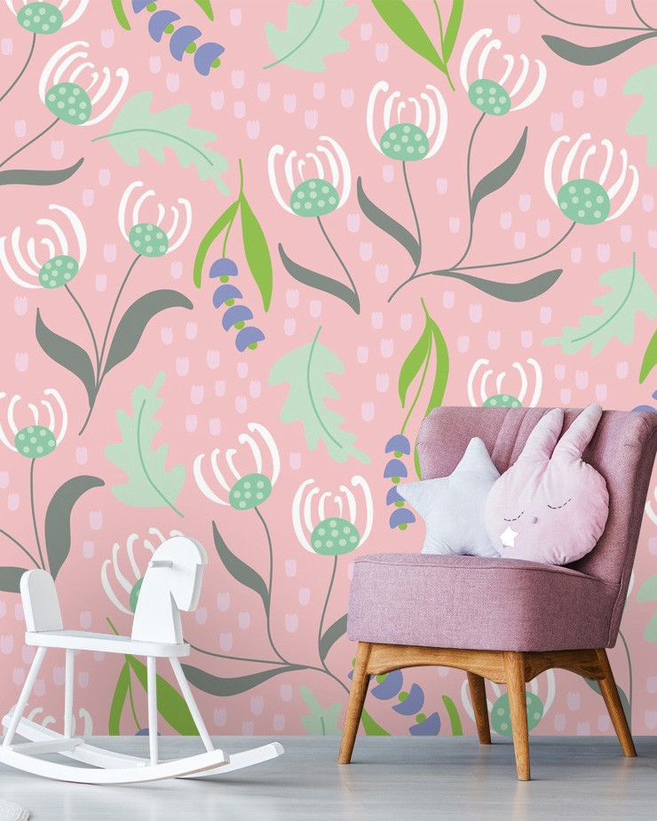 alternative-damask-wallpaper-in-nursery