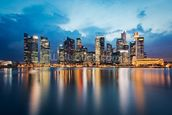 Singapore mural wallpaper thumbnail