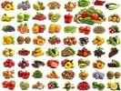 Fruit and Vegetables wall mural thumbnail