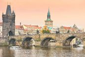 Prague mural wallpaper thumbnail
