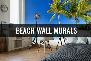 How To Make Your Holiday Last With A Beach Wall Mural