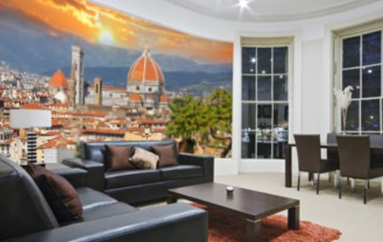 Florence Wall Murals Wallpaper